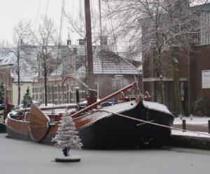 Watergeus met Kerst